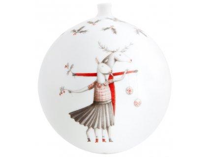 Vista Alegre NOEL Vánoční koule