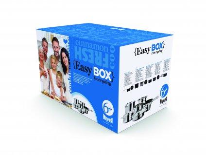 Mepra Easy Box Every Day, sada pro 6 osob