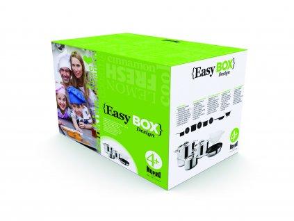 Mepra Easy Box Design, sada pro 4 osoby