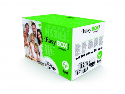 Mepra Easy Box Design, sada pro 6 osob