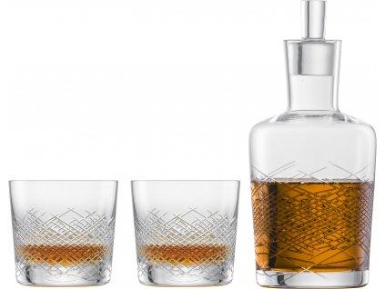 Zwiesel 1872 Hommage Comete Whisky sada (2 sklenice + karafa)