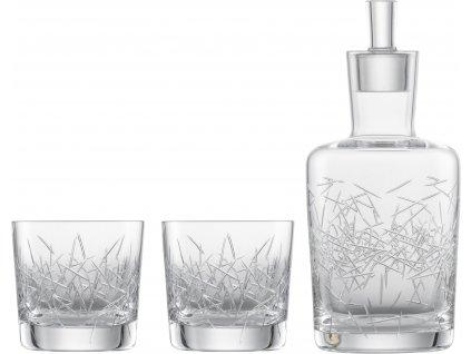 Hommage Glace Whisky sada (2 sklenice + karafa), Zwiesel 1872