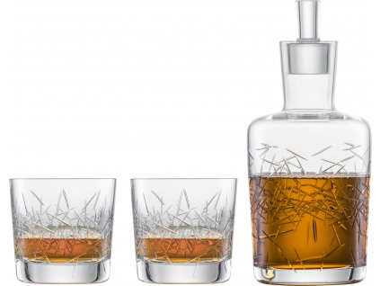 Zwiesel 1872 Hommage Glace Whisky sada (2 sklenice + karafa)