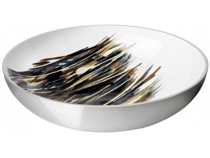 OL 452 13 Stockholm Lignum bowl large