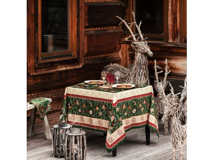 nappe sapin depices