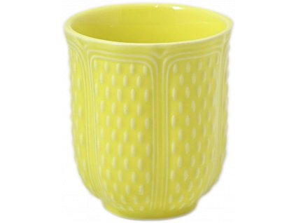 11961GE1834 Gobelet a the Jaune citron