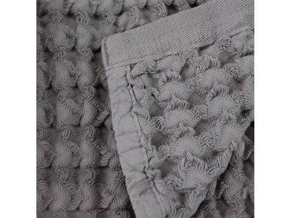 Garnier Thiebaut CORDOUE Gris ručník