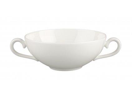 Villeroy & Boch White Pearl Polévkový šálek