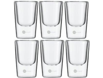 Jenaer Glas Hot´n Cool Primo sklenice S na espresso, 6 kusů