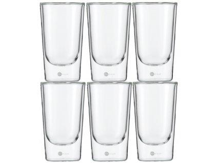 Jenaer Glas Hot´n Cool Primo sklenice XL na Latté, 6 kusů