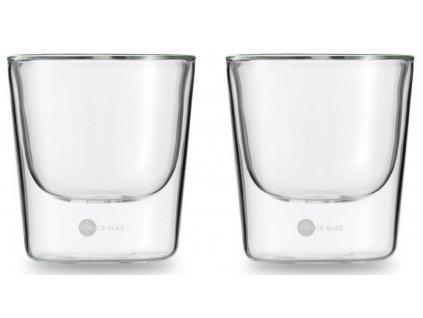 Jenaer Glas Hot´n Cool Primo sklenice M na kávu a čaj, 2 kusy
