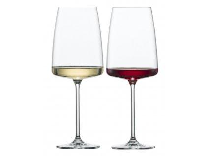 Schott Zwiesel Sensa jemné a ovocné víno, 2 kusy