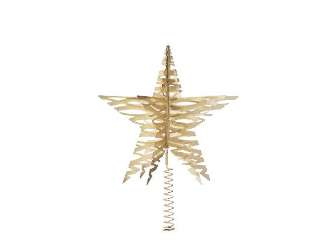 NEWS OL 10220 Tangle Christmas tree top star