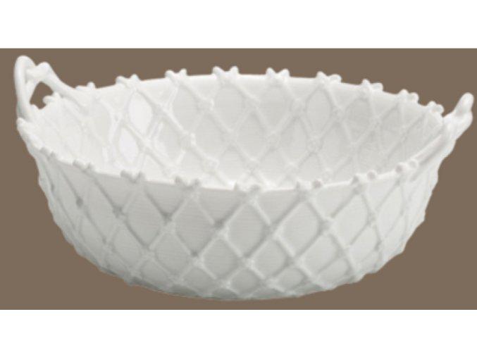 Trame in Bianco Mísa 23 cm, Lamart