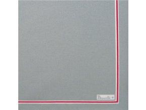 Potager šedý ubrousek 45x45 cm, Beauvillé