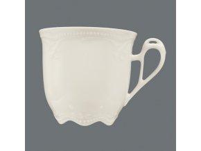 Rubin Cream Uni Kávový šálek 0.21 ltr., Seltmann Weiden