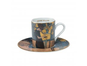 Espresso šálek Klimt Hudba, Goebel