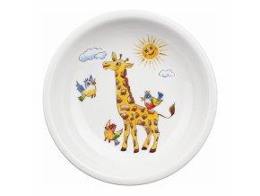 Compact Svět zvířat hluboký talíř 22 cm, Seltmann Weiden