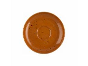 Country Life Terracotta Kávový podšálek, Seltmann Weiden