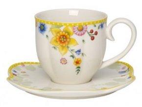 Spring Awakening Kávový šálek a podšálek, Villeroy & Boch