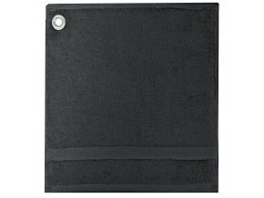 ELEA Anthracite tmavě šedý ručník, Garnier Thiebaut