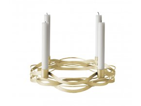 OL 10206 Tangle advent candleholder