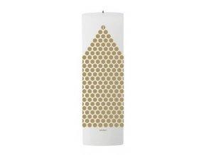 Tangle Adventní svíčka tečky, Stelton
