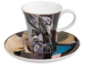 Espresso šálek Callas II Tamara de Lempicka, Goebel
