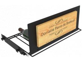Plaque Porte Flamme 60 cm 600x600