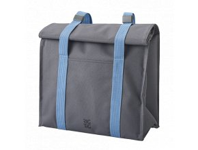 OL Z00120 Keep it cool bag grey blue