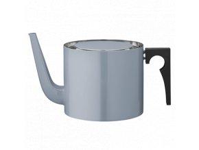 OL 04 2 J 2 AJ tea pot smokey blue