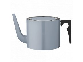 OL 04 2 J 2 AJ tea pot smokey blue