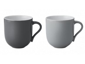 OL x 207 1 Emma mug large 2pcs grey