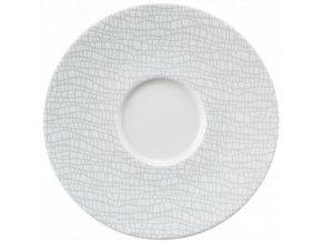 Fashion Elegant Grey Podšálek 16,5 cm, Seltmann Weiden