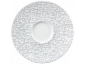 Fashion Elegant Grey Podšálek 13,5 cm, Seltmann Weiden