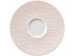 Fashion Posh Rose Podšálek 13,5 cm, Seltmann Weiden