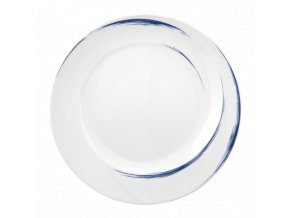 Paso Blue Brush Kulatý mělký talíř 28 cm, Seltmann Weiden