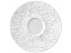 Fashion Luxury White Podšálek 13,5 cm, Seltmann Weiden