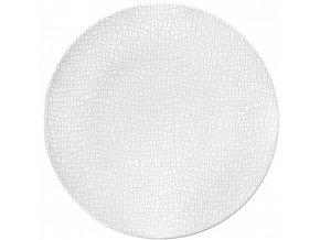 Fashion Luxury White Dezertní talíř 22,5 cm, Seltmann Weiden