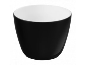 Fashion Glamorous Black Miska na omáčky 0,09 l, Seltmann Weiden