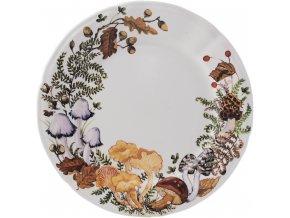 1809B4AM26 Assiette plate extra