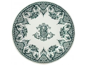 1841B6M226 Ass plate extra Monogramme