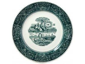 1841B6M550 Ass plate extra Rebus