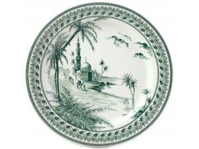 1841B6M650 Ass plate extra Vue d'Orient