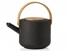 Theo černá čajová konvice, 1.25 l, Stelton