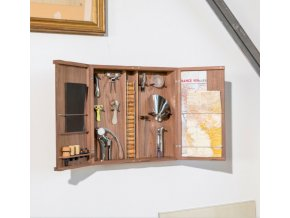 Skříňka Cabinet d'Oeno-Curiosités, Atelier du Vin