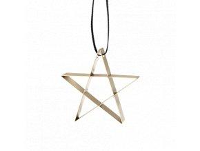 Figura Hvězda malá mosazná, Stelton
