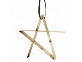 Figura Hvězda velká mosazná, Stelton