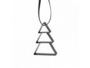 Figura Stromeček malý černý, Stelton