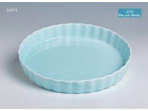 Pattiserie Zelená zapékací nádoba na koláč 26 cm, Lamart